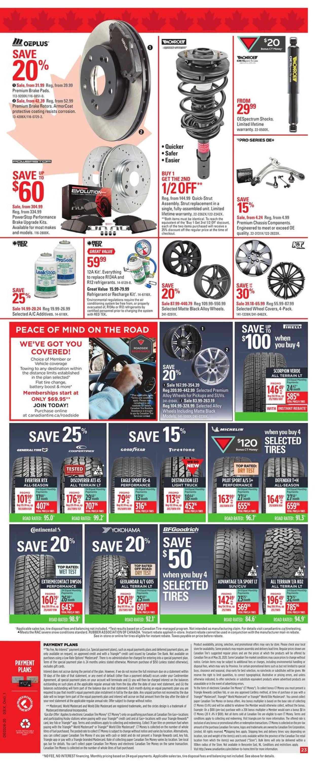 Canadian Tire Flyer - 06/18-06/24/2020 (Page 33)