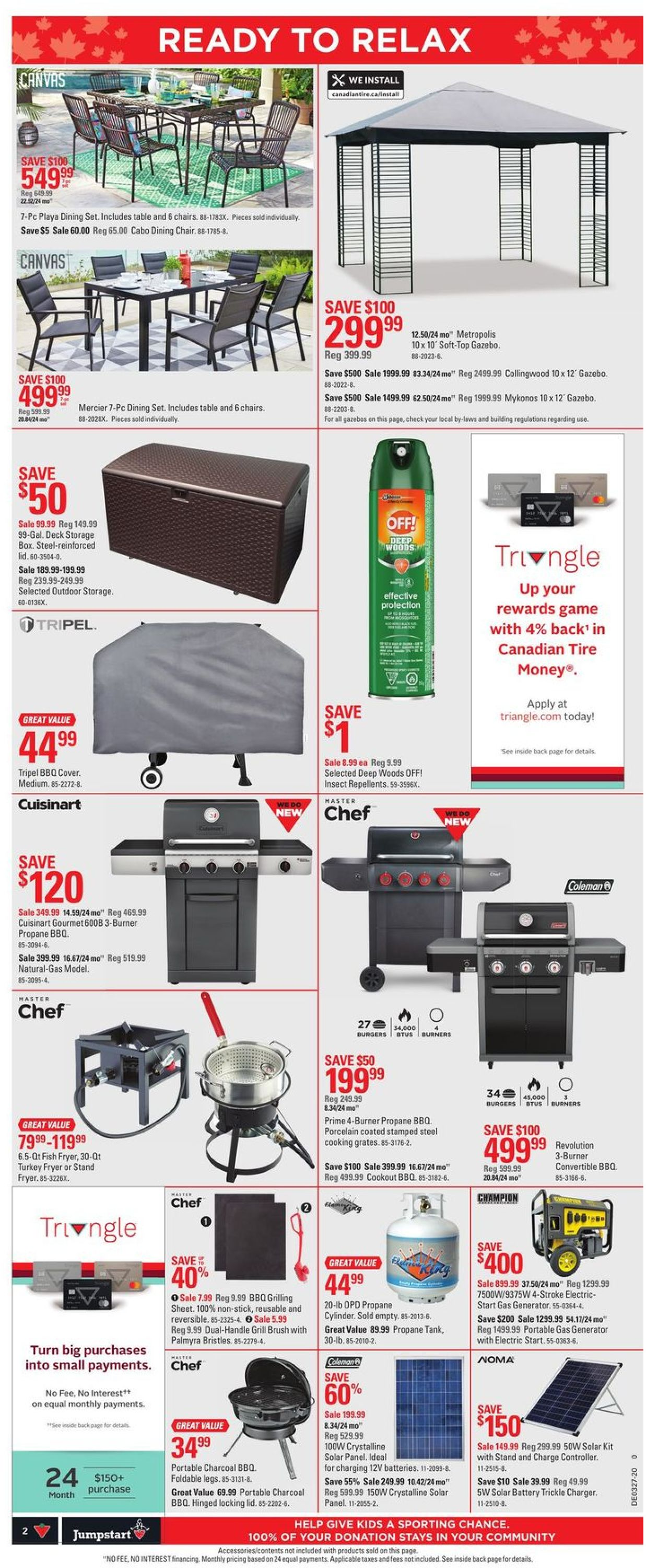 Canadian Tire Flyer - 06/25-07/01/2020 (Page 4)