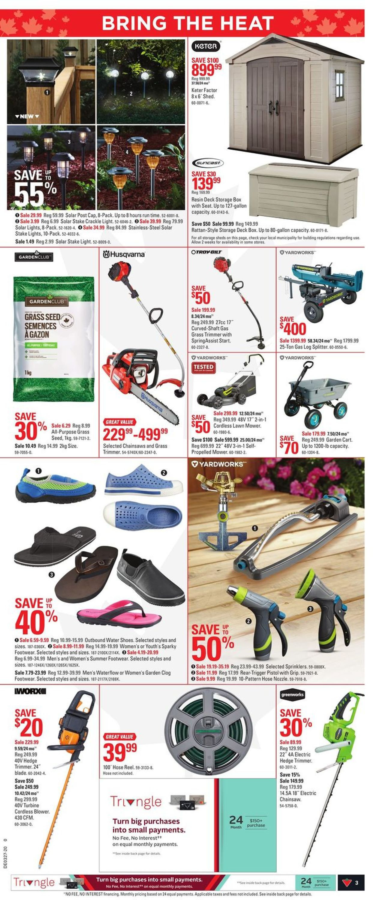 Canadian Tire Flyer - 06/25-07/01/2020 (Page 6)