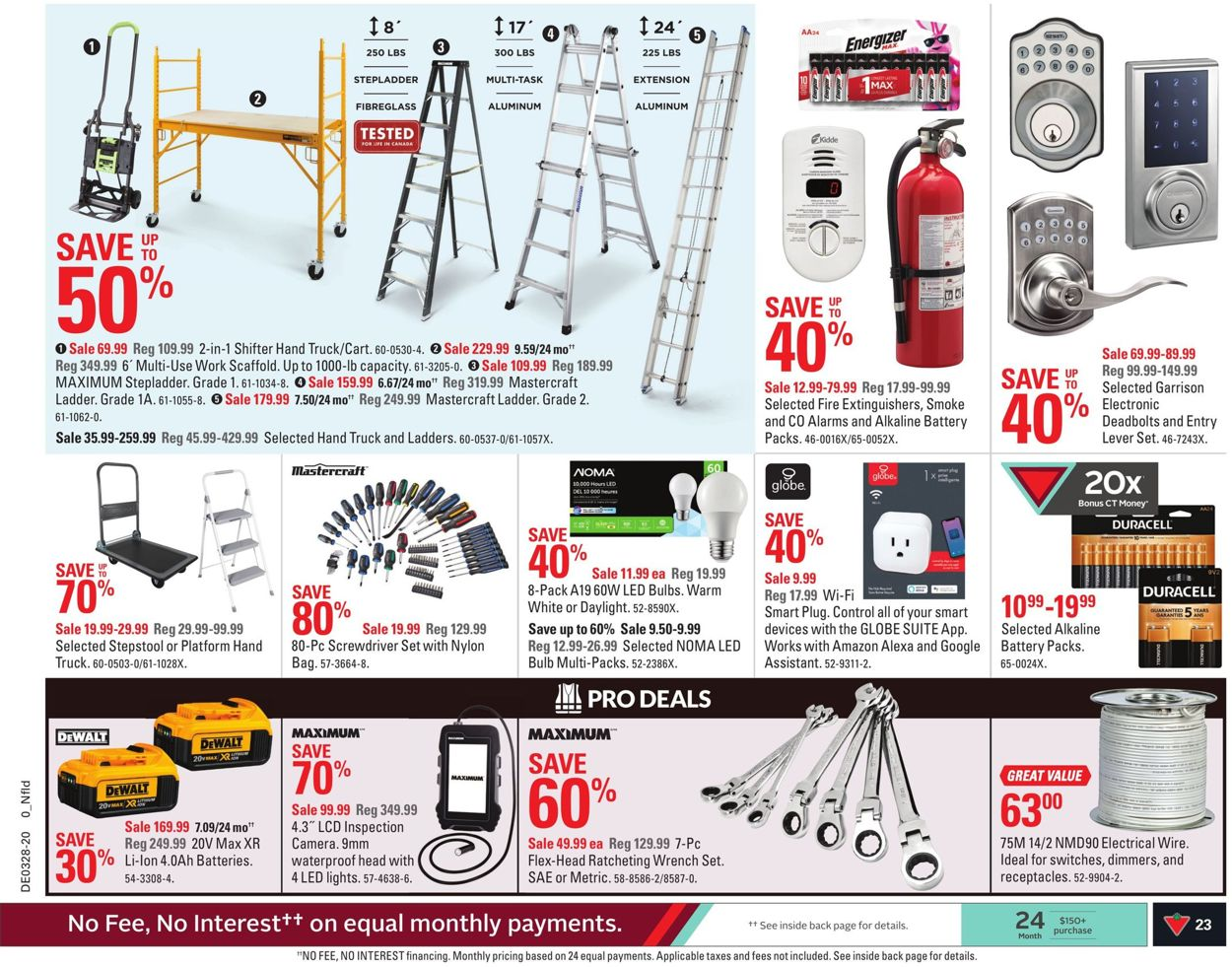 Canadian Tire Flyer - 07/02-07/08/2020 (Page 33)