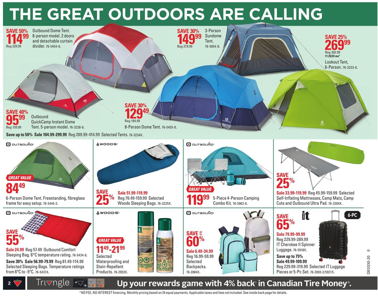 Canadian Tire Flyer - 07/16-07/22/2020 (Page 4)