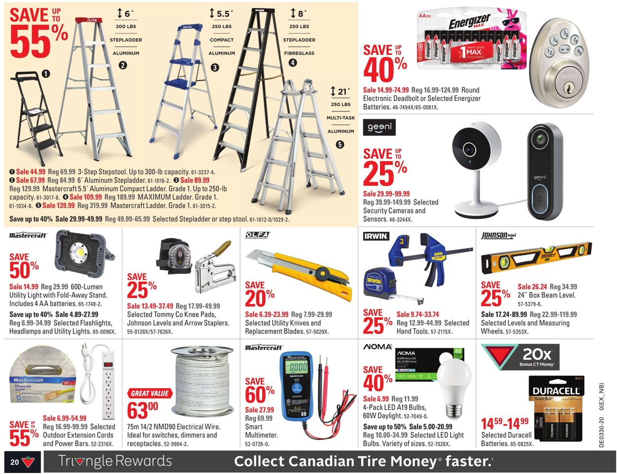 Canadian Tire Flyer - 07/16-07/22/2020 (Page 31)