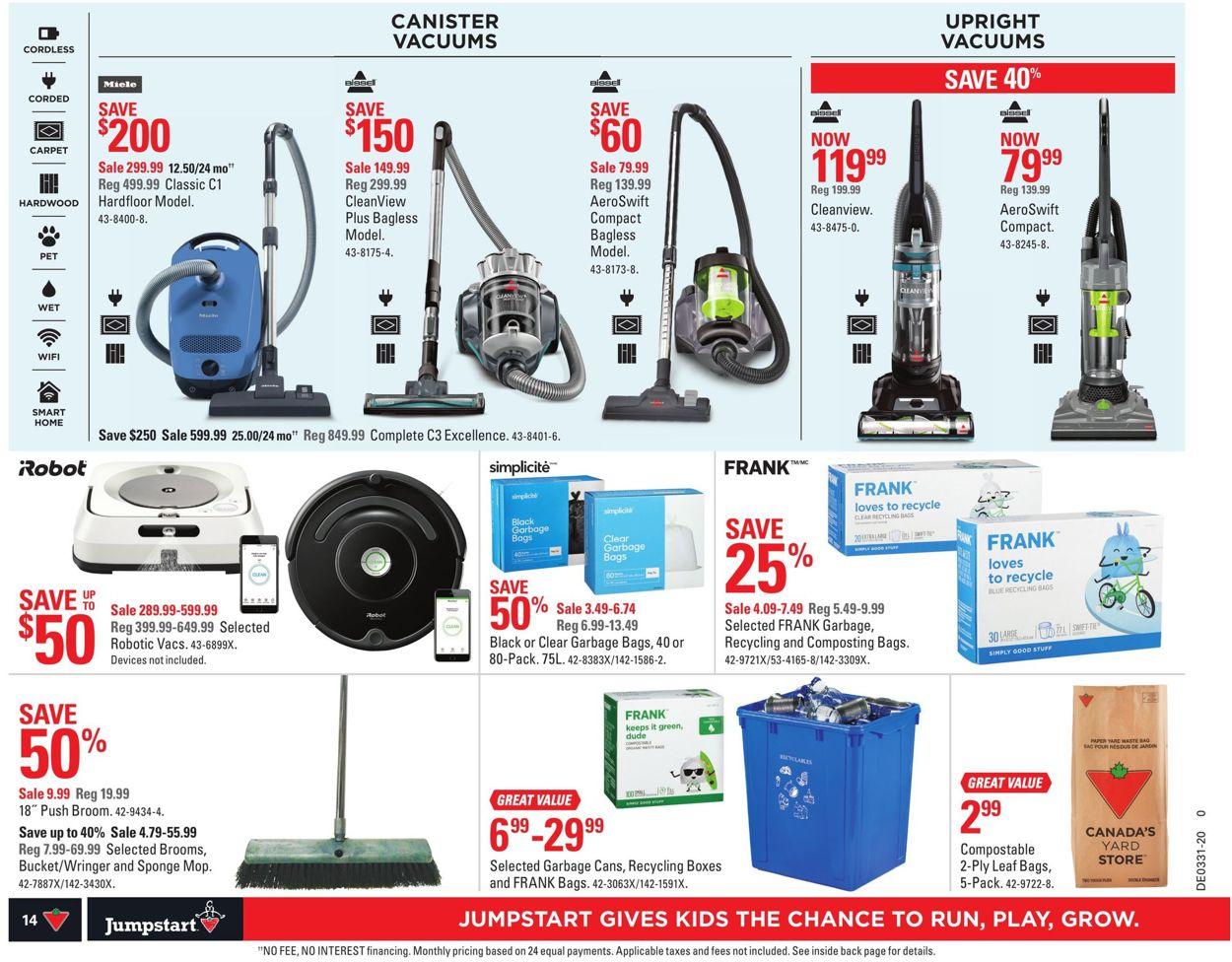 Canadian Tire Flyer - 07/23-07/29/2020 (Page 21)