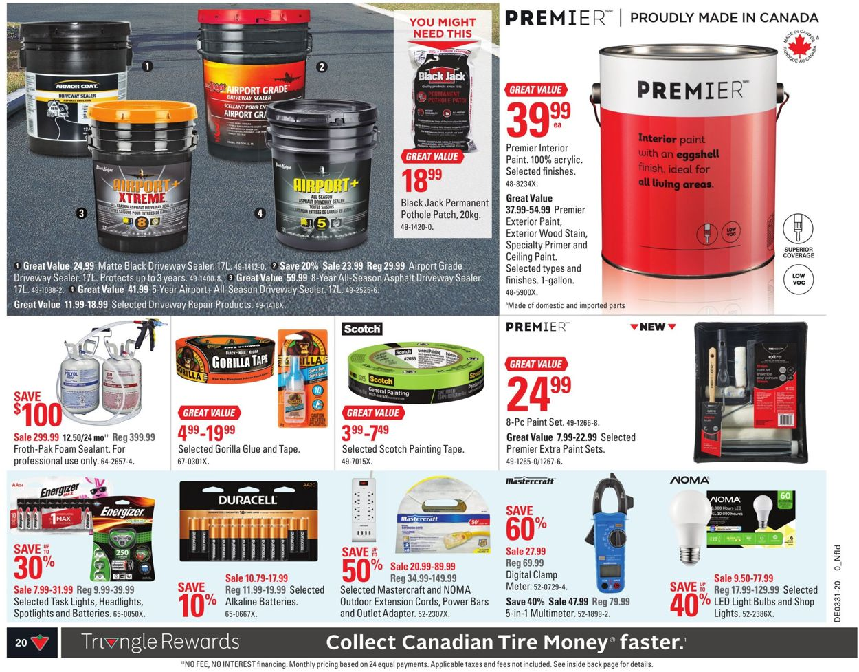 Canadian Tire Flyer - 07/23-07/29/2020 (Page 29)