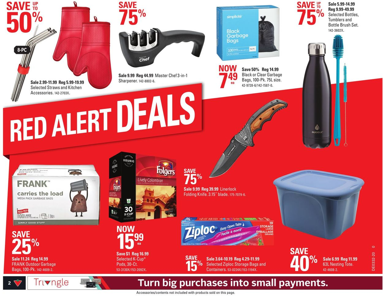 Canadian Tire Flyer - 07/30-08/05/2020 (Page 4)