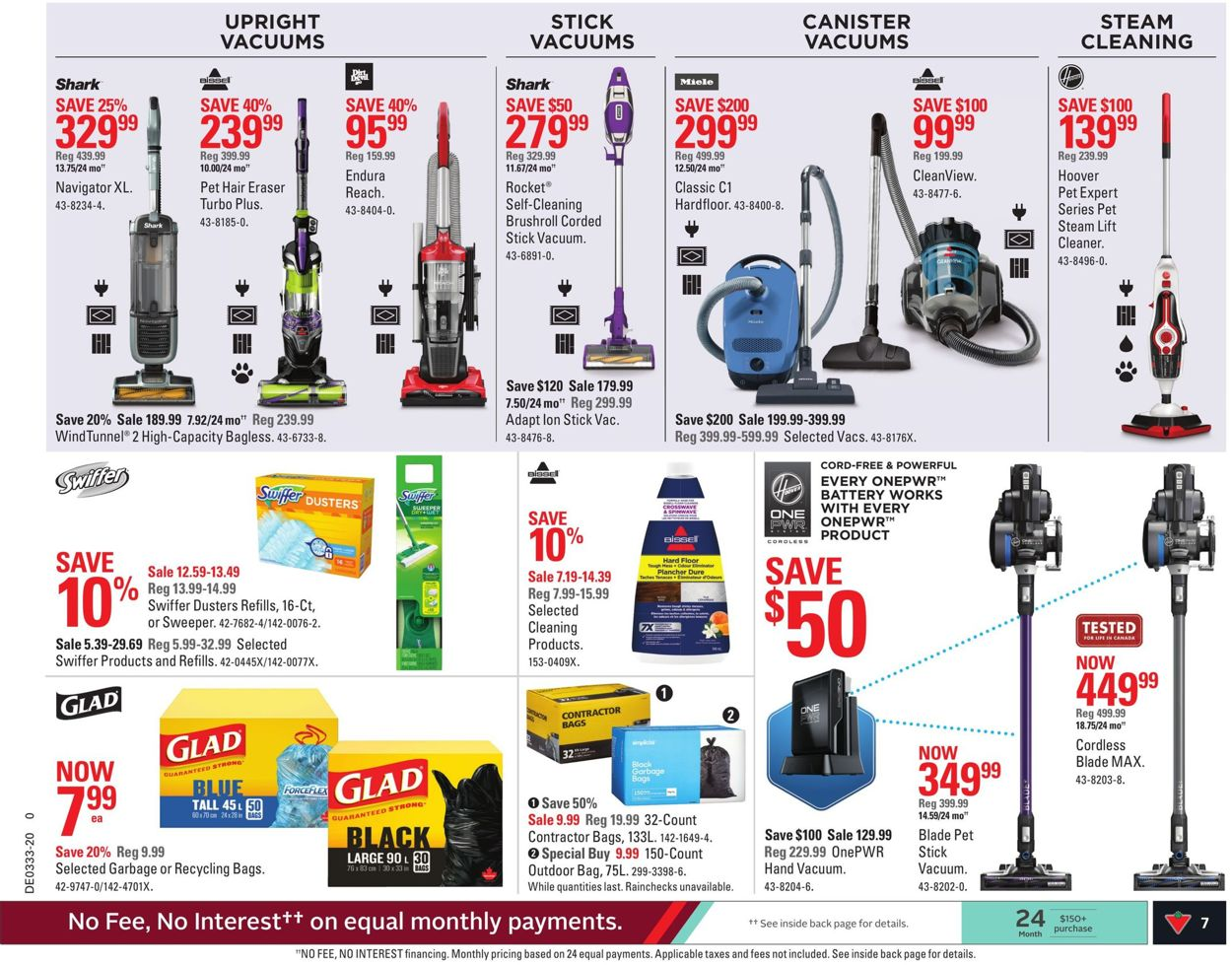 Canadian Tire Flyer - 08/06-08/12/2020 (Page 11)