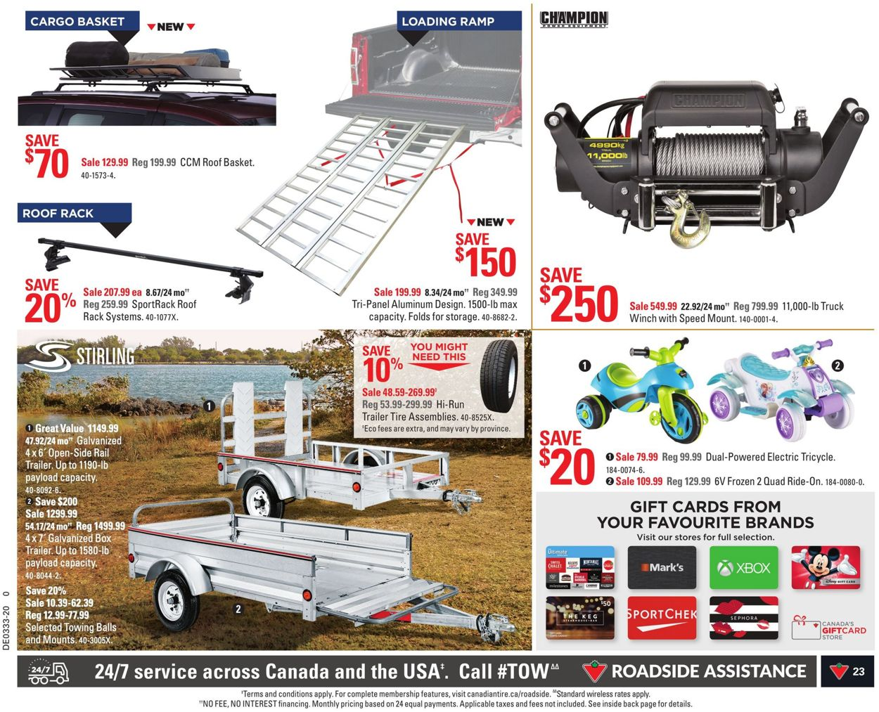 Canadian Tire Flyer - 08/06-08/12/2020 (Page 34)