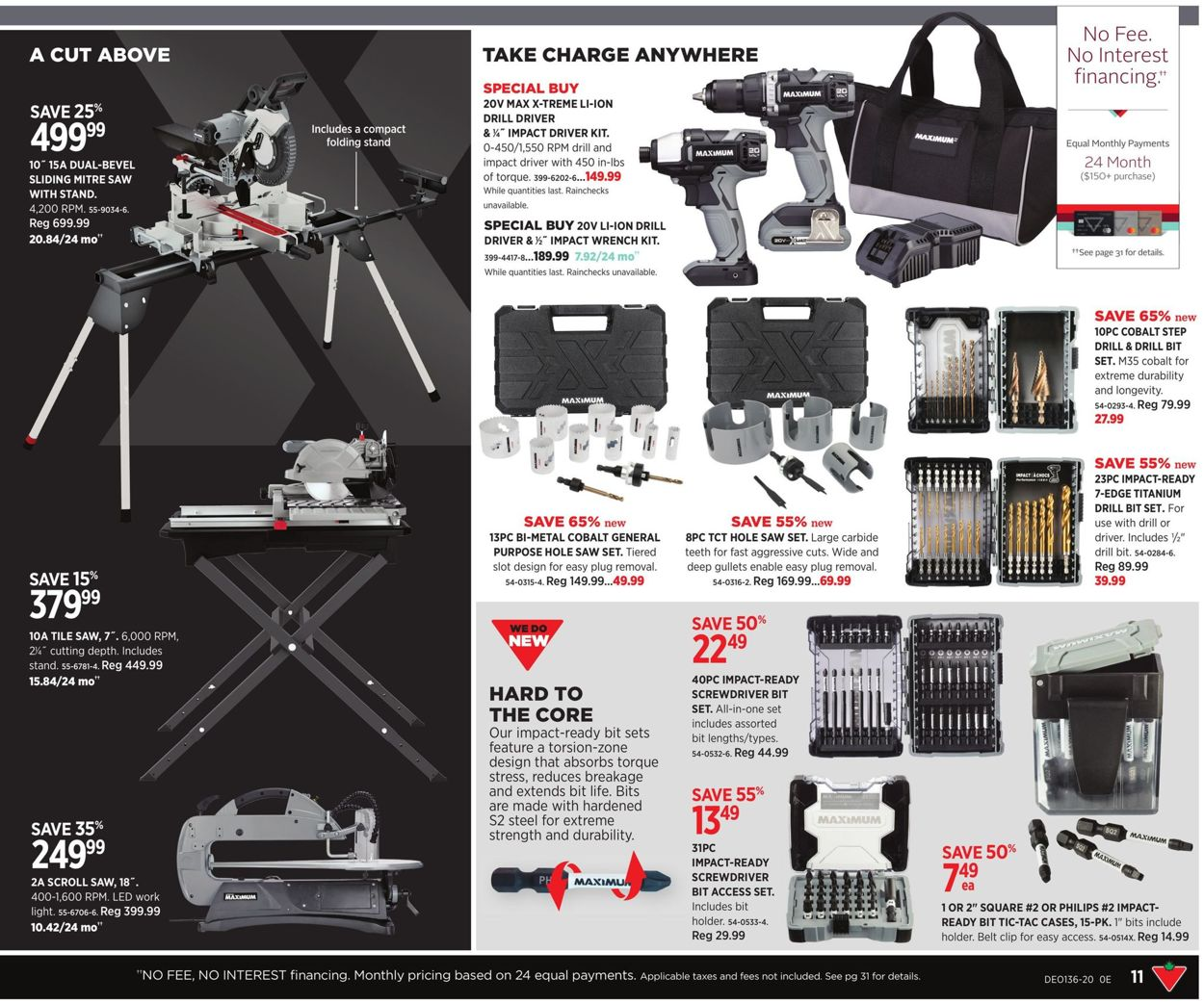 Canadian Tire Flyer - 08/27-09/16/2020 (Page 11)