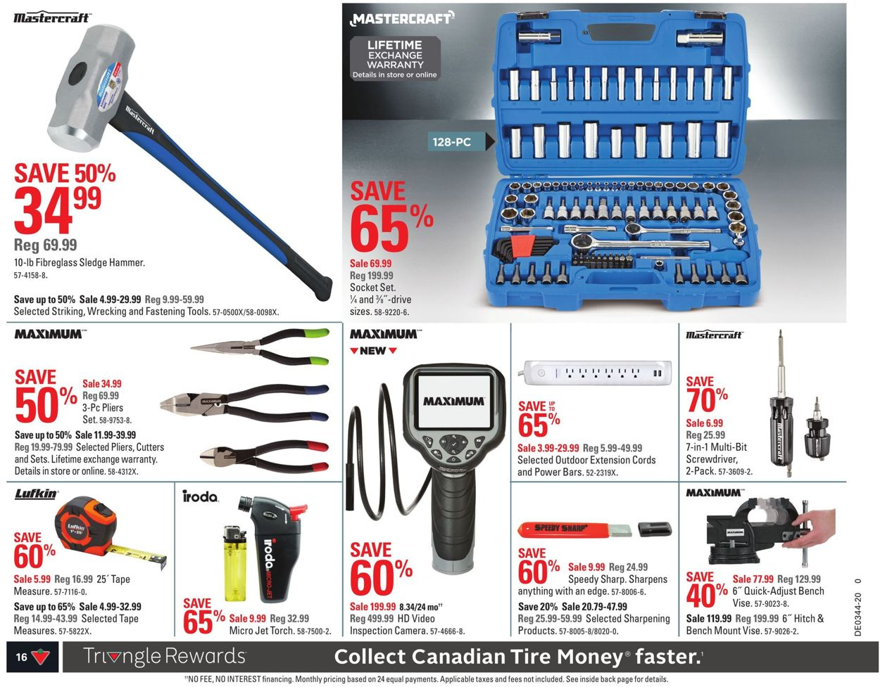Canadian Tire Flyer - 10/22-10/28/2020 (Page 22)