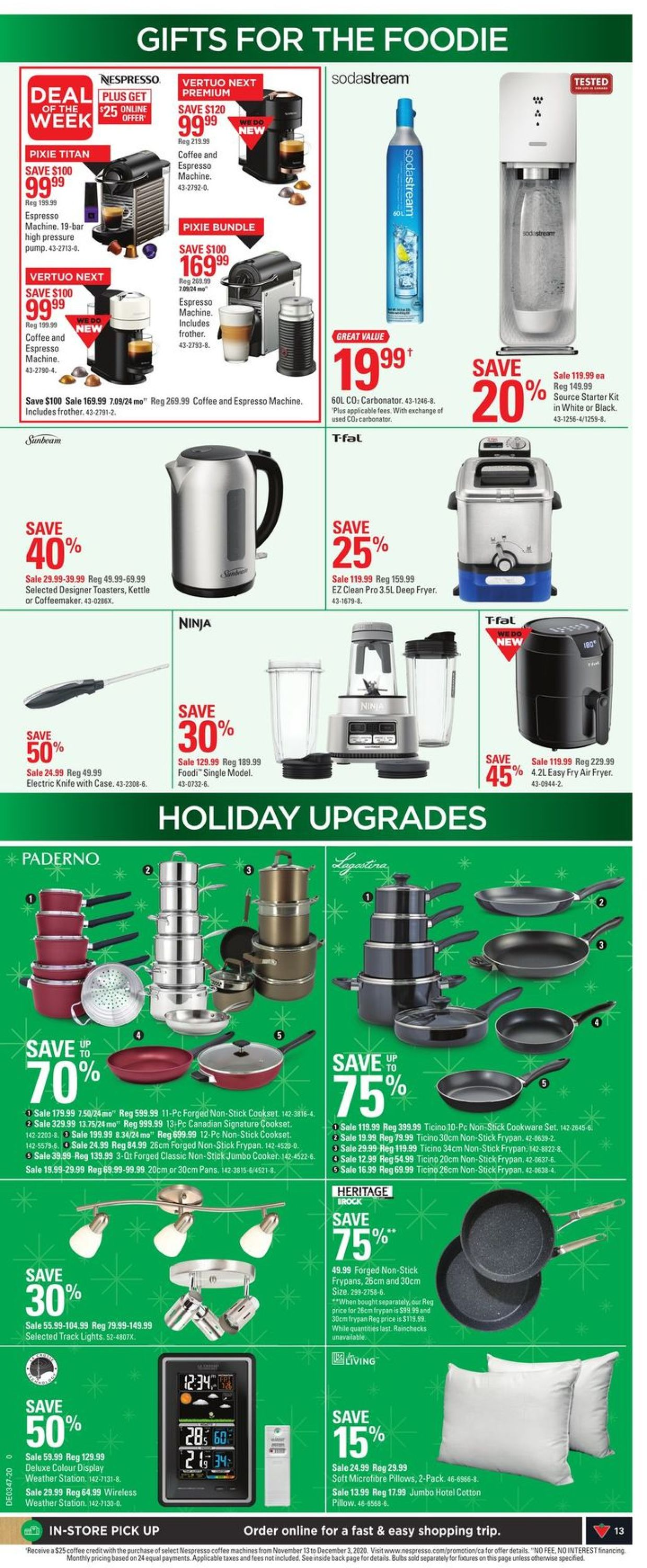 Canadian Tire - Christmas 2020 Flyer - 11/12-11/18/2020 (Page 17)