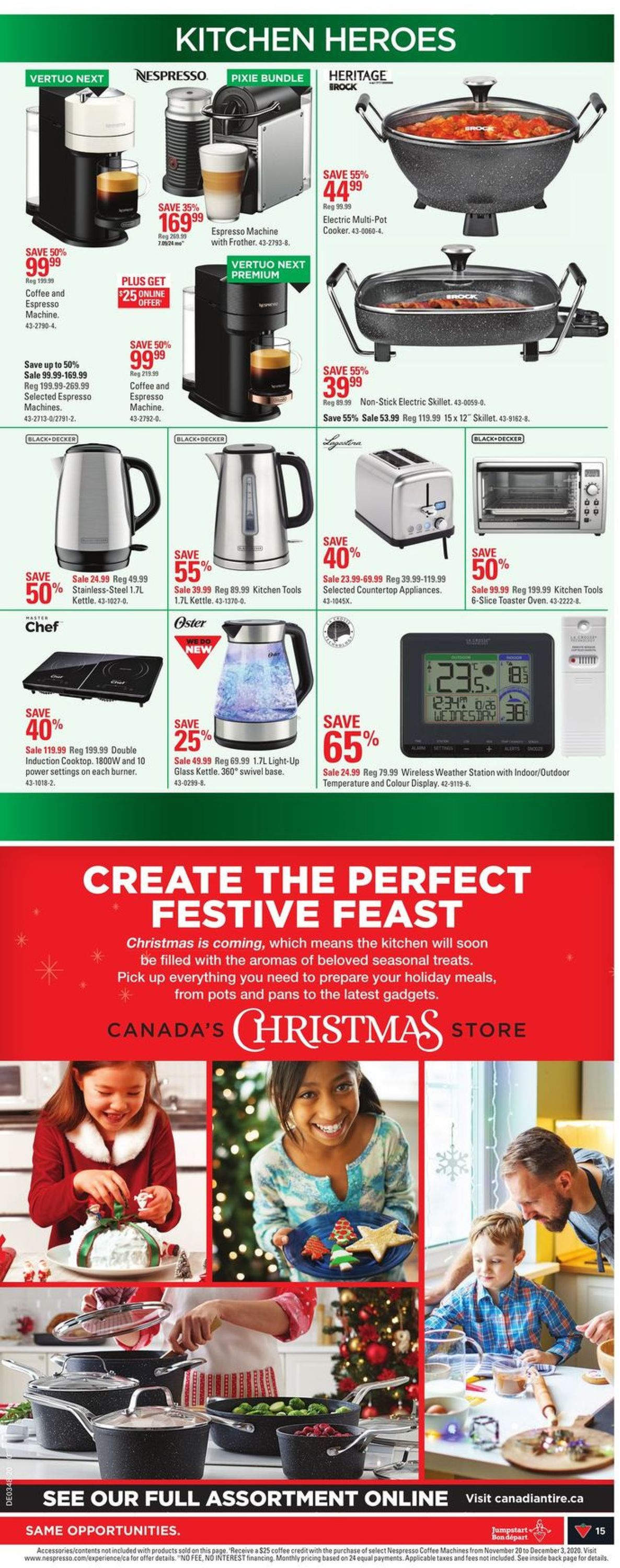 Canadian Tire Christmas Store 2020 Flyer - 11/19-11/25/2020 (Page 19)