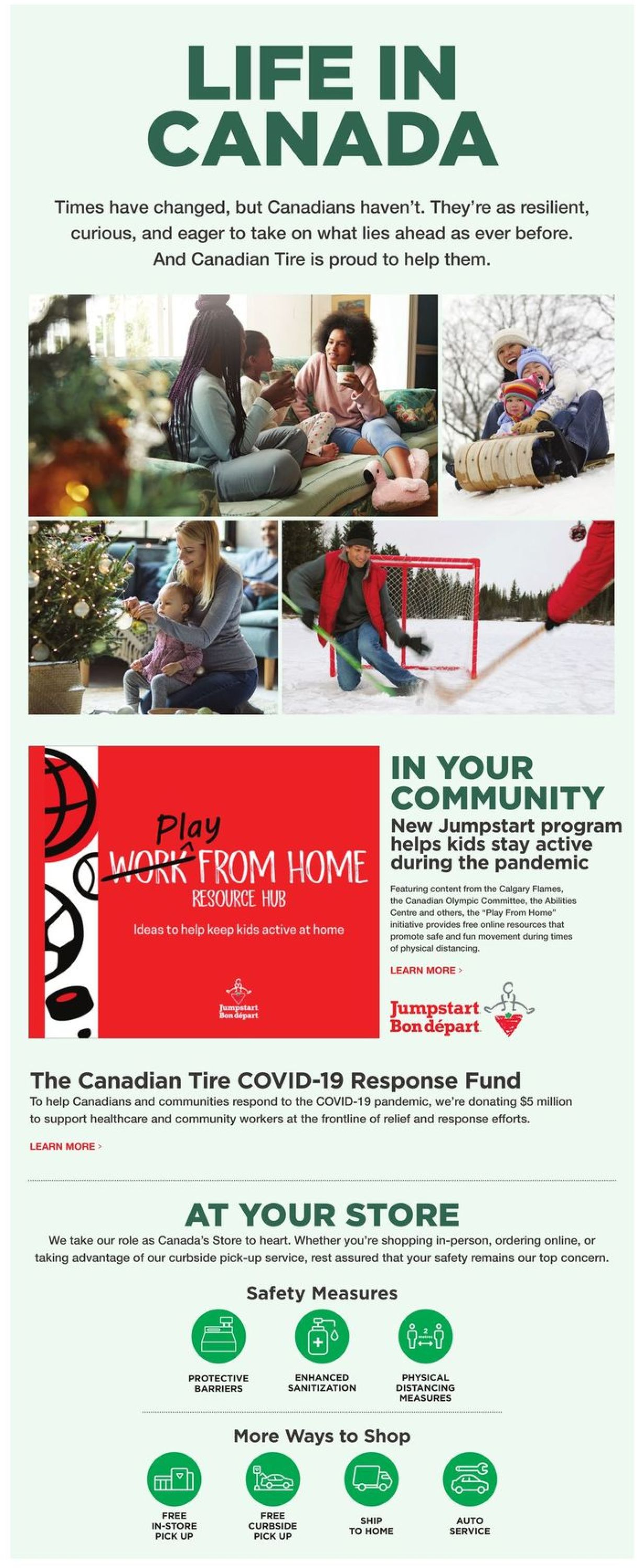 Canadian Tire Christmas Store 2020 Flyer - 11/26-12/03/2020 (Page 2)