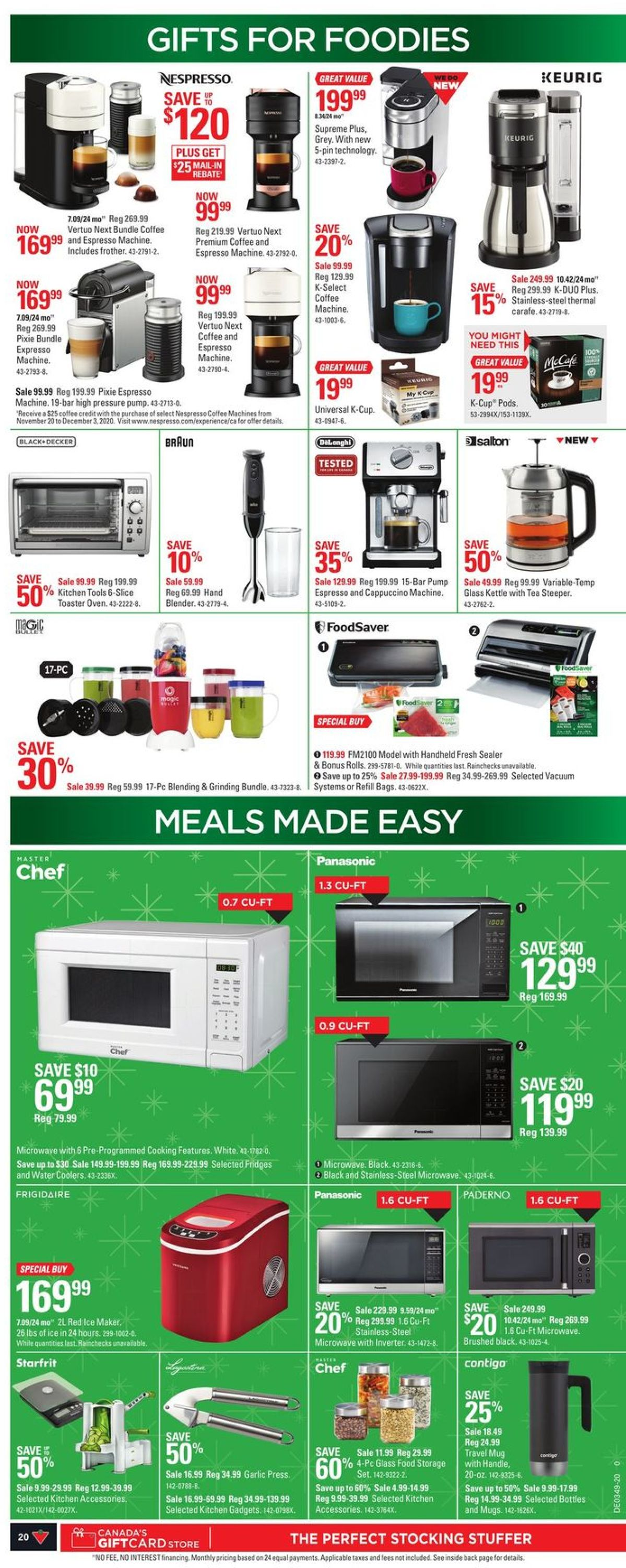 Canadian Tire Christmas Store 2020 Flyer - 11/26-12/03/2020 (Page 27)