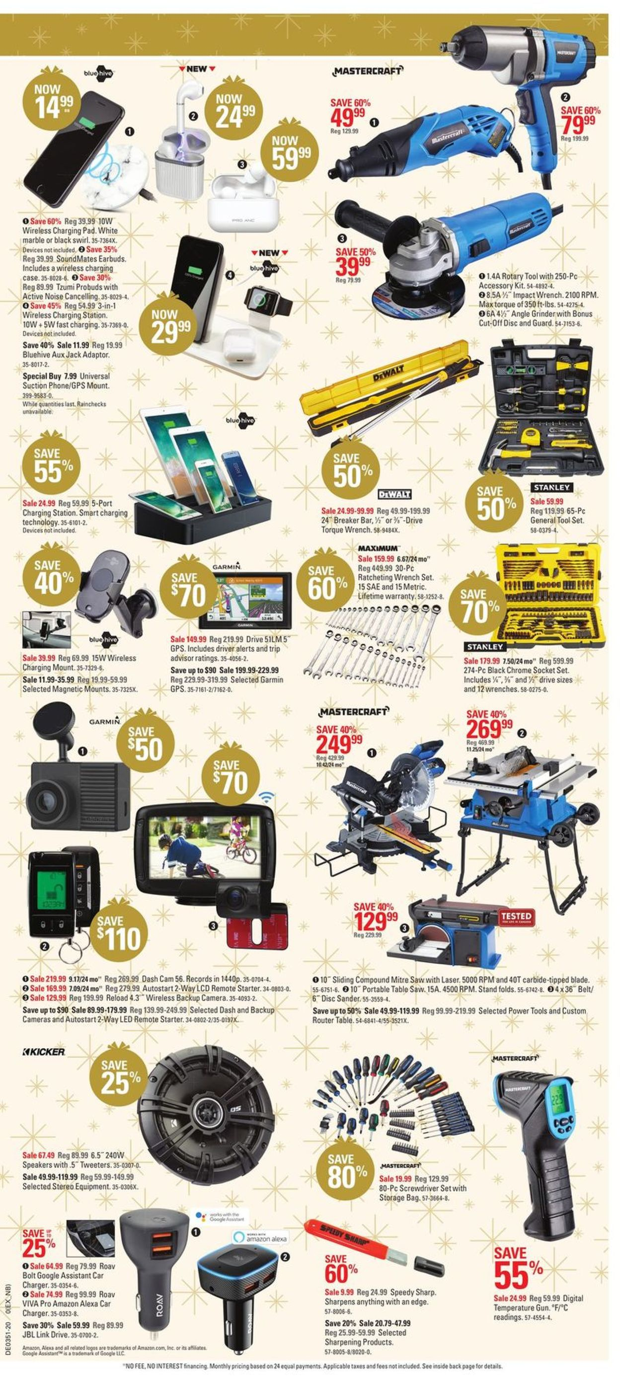 Canadian Tire Christmas Store 2020 Flyer - 12/10-12/20/2020 (Page 6)