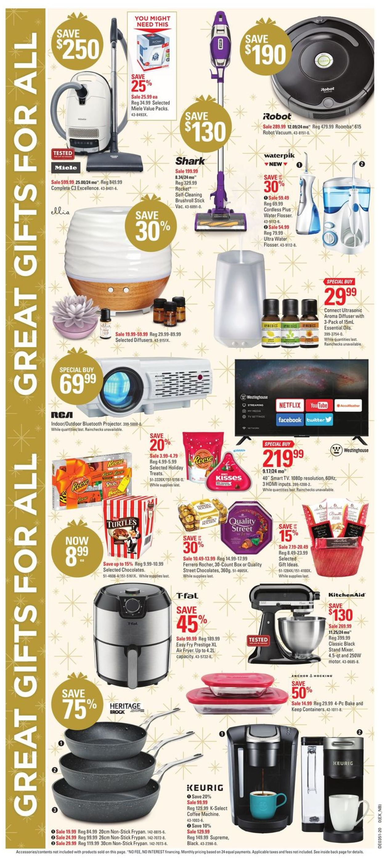 Canadian Tire Christmas Store 2020 Flyer - 12/10-12/20/2020 (Page 7)