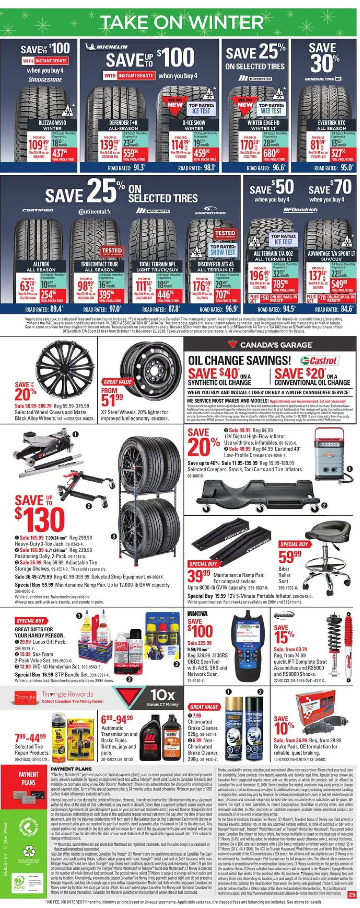 Canadian Tire Christmas Store 2020 Flyer - 12/10-12/20/2020 (Page 35)