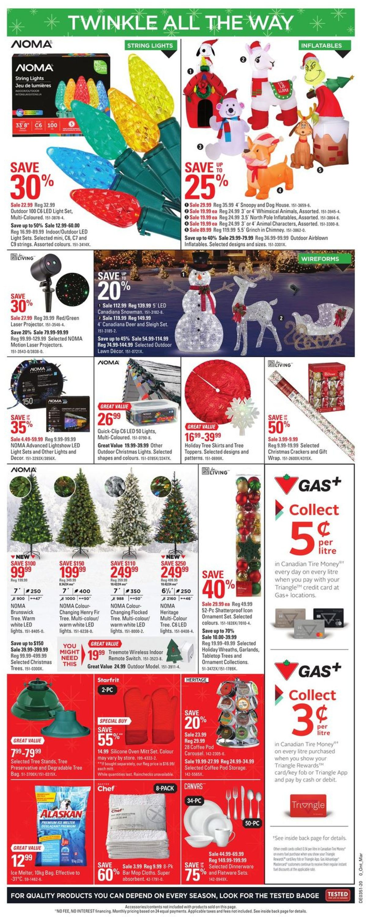 Canadian Tire Christmas Store 2020 Flyer - 12/10-12/20/2020 (Page 36)