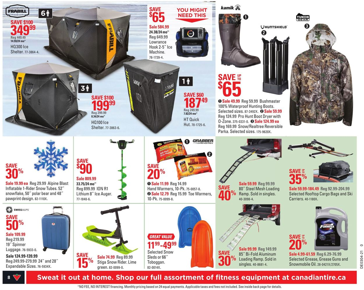 Canadian Tire Flyer - 01/21-01/27/2021 (Page 12)