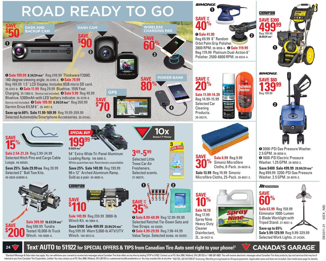 Canadian Tire Flyer - 03/12-03/18/2021 (Page 31)