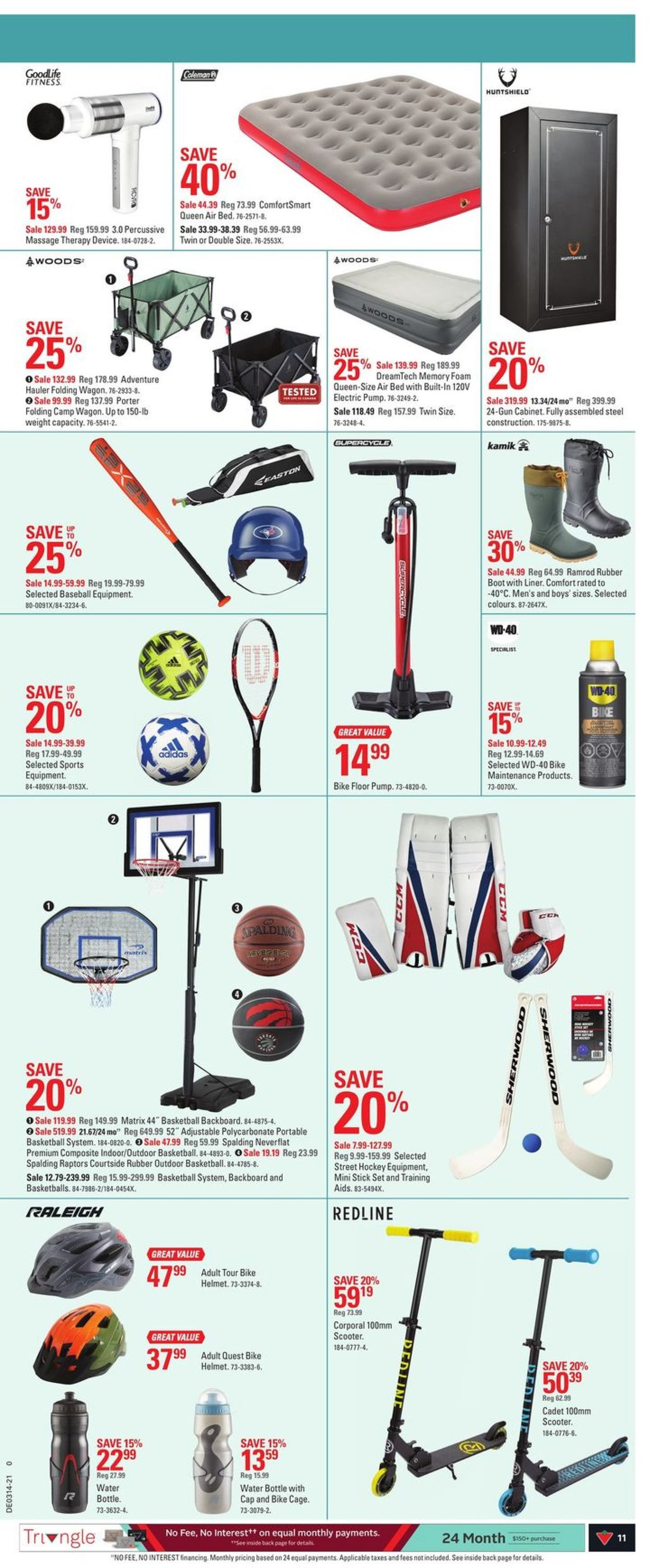 Canadian Tire Flyer - 04/01-04/07/2021 (Page 15)