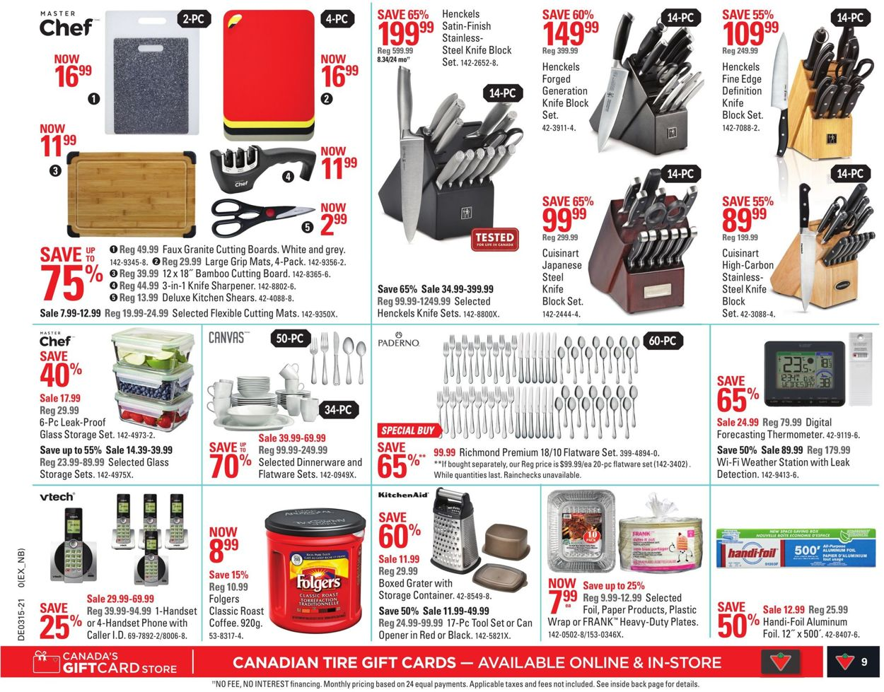 Canadian Tire Flyer - 04/08-04/14/2021 (Page 14)