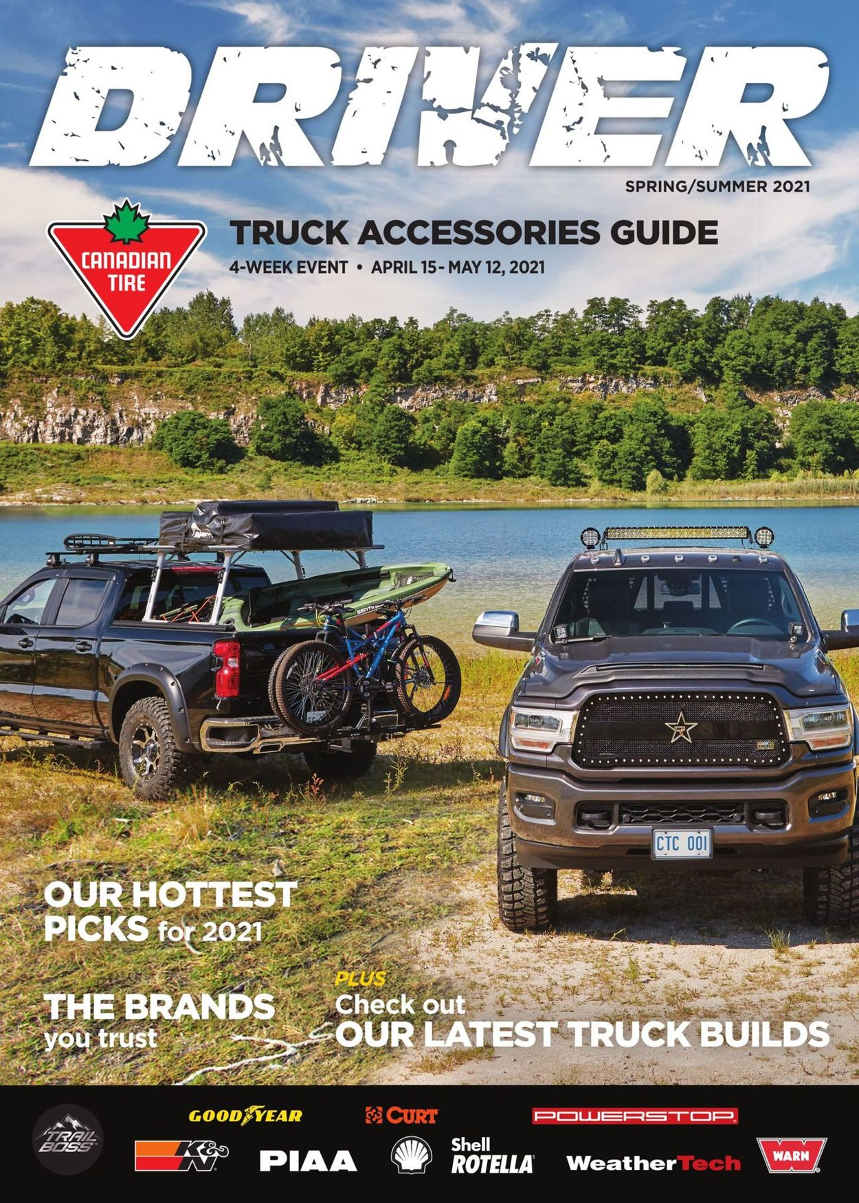 Canadian Tire Flyer - 04/15-05/12/2021