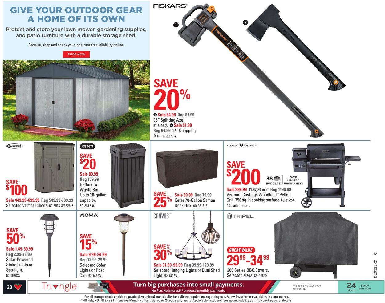 Canadian Tire Flyer - 06/04-06/10/2021 (Page 28)