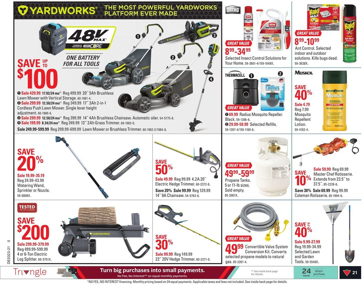 Canadian Tire Flyer - 06/04-06/10/2021 (Page 29)