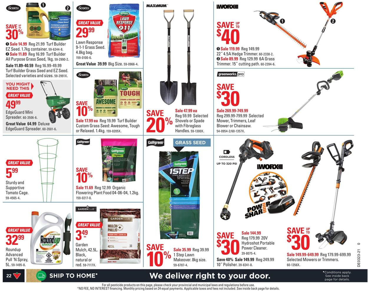 Canadian Tire Flyer - 06/04-06/10/2021 (Page 30)