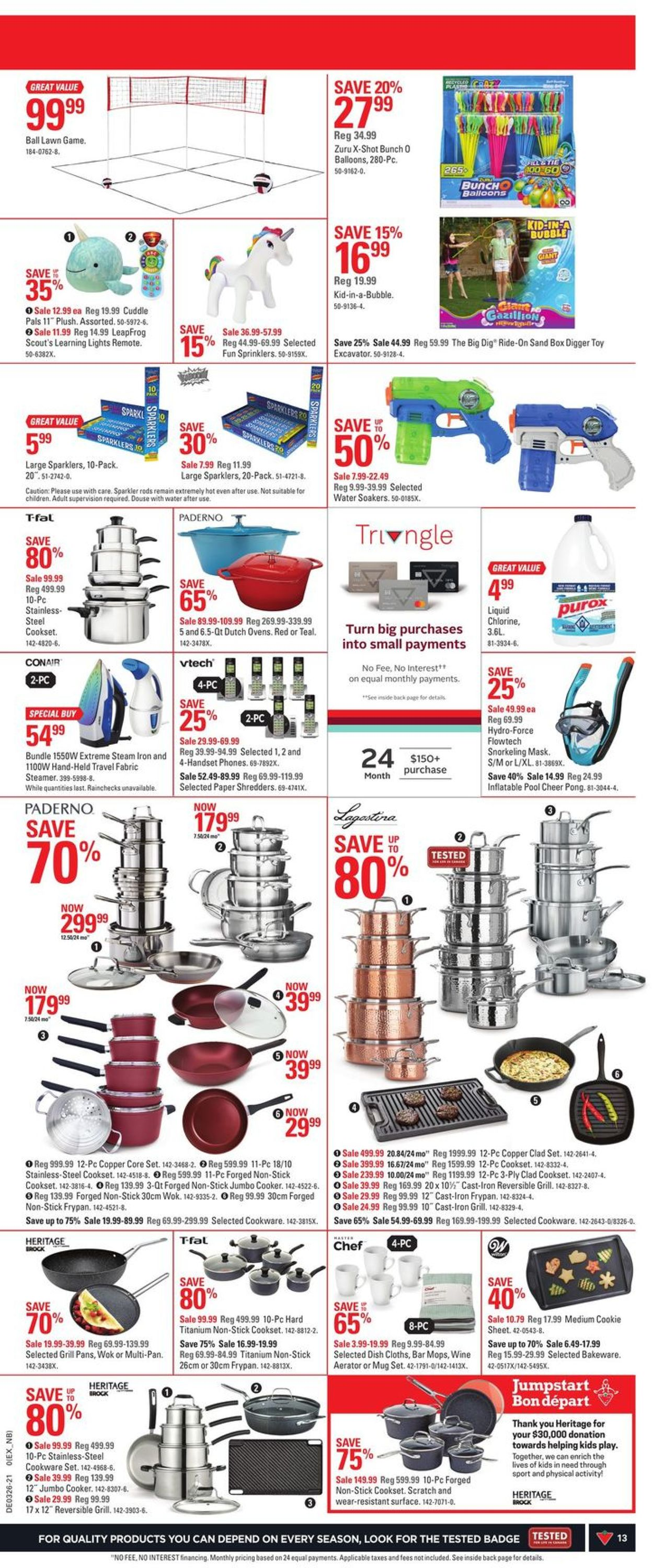 Canadian Tire Flyer - 06/24-06/30/2021 (Page 19)
