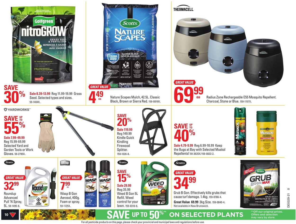 Canadian Tire Flyer - 07/16-07/22/2021 (Page 13)