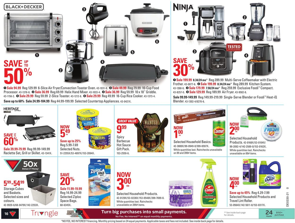 Canadian Tire Flyer - 07/22-07/28/2021 (Page 21)