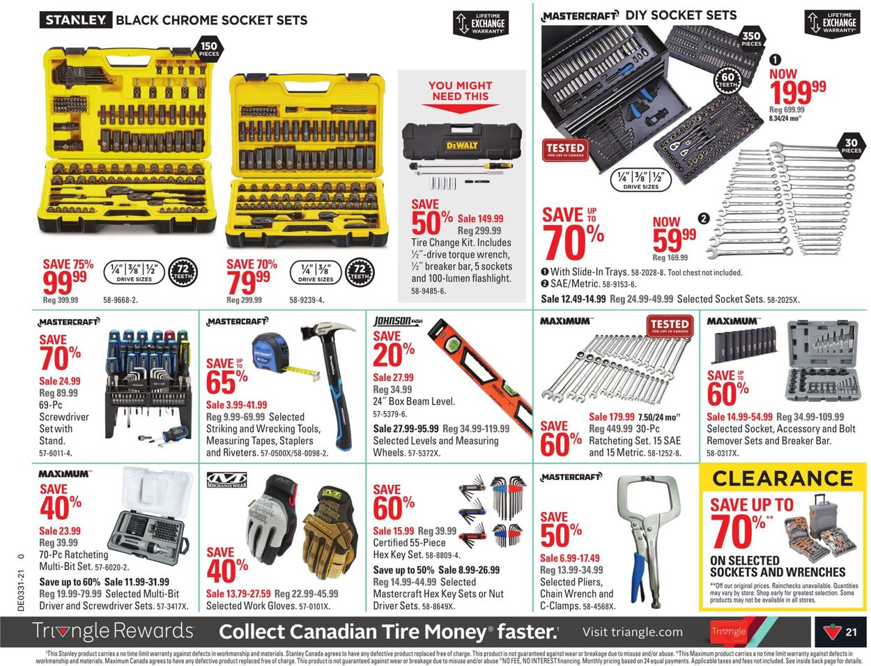Canadian Tire Flyer - 07/29-08/04/2021 (Page 23)