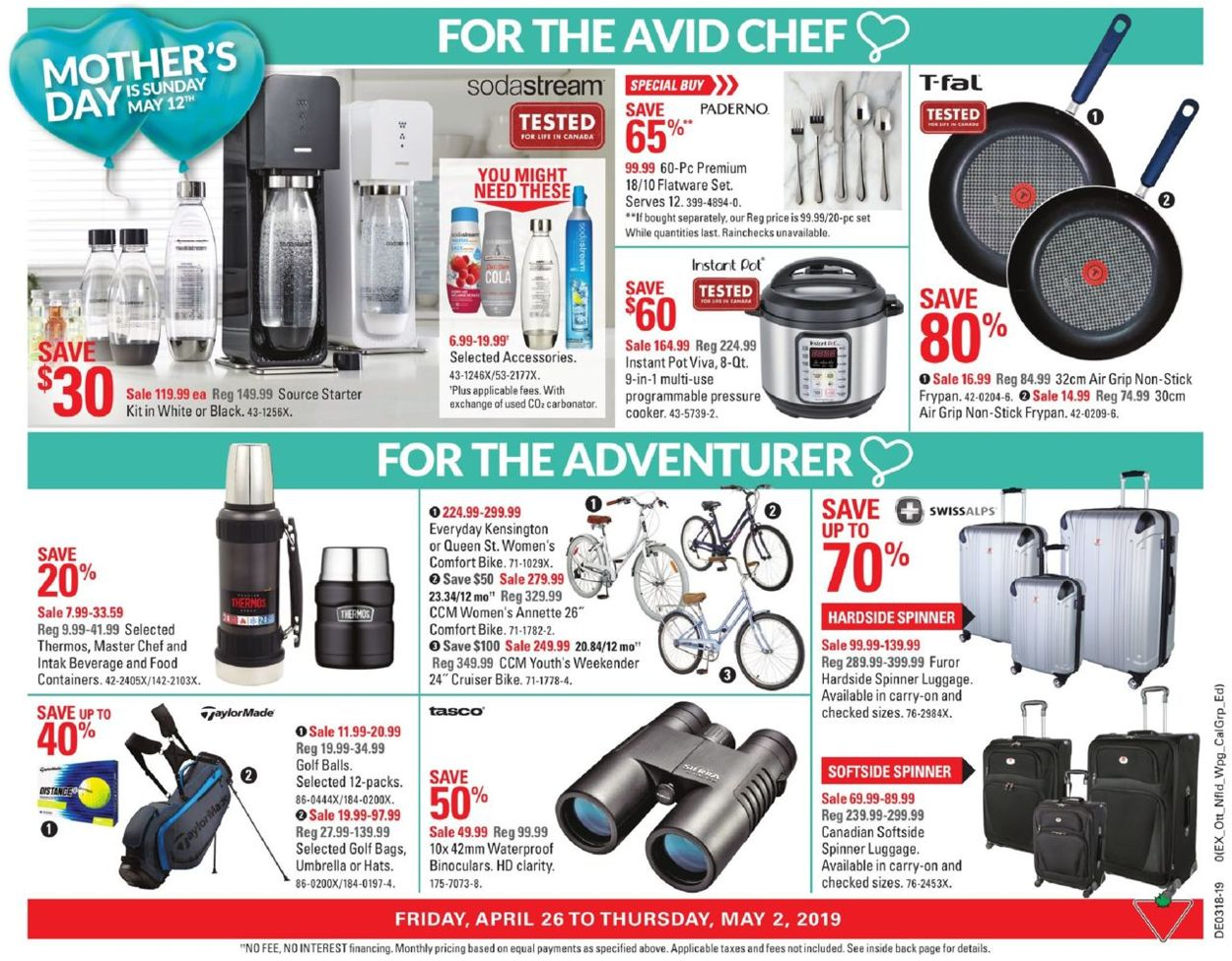 Canadian Tire Flyer - 04/26-05/02/2019 (Page 2)