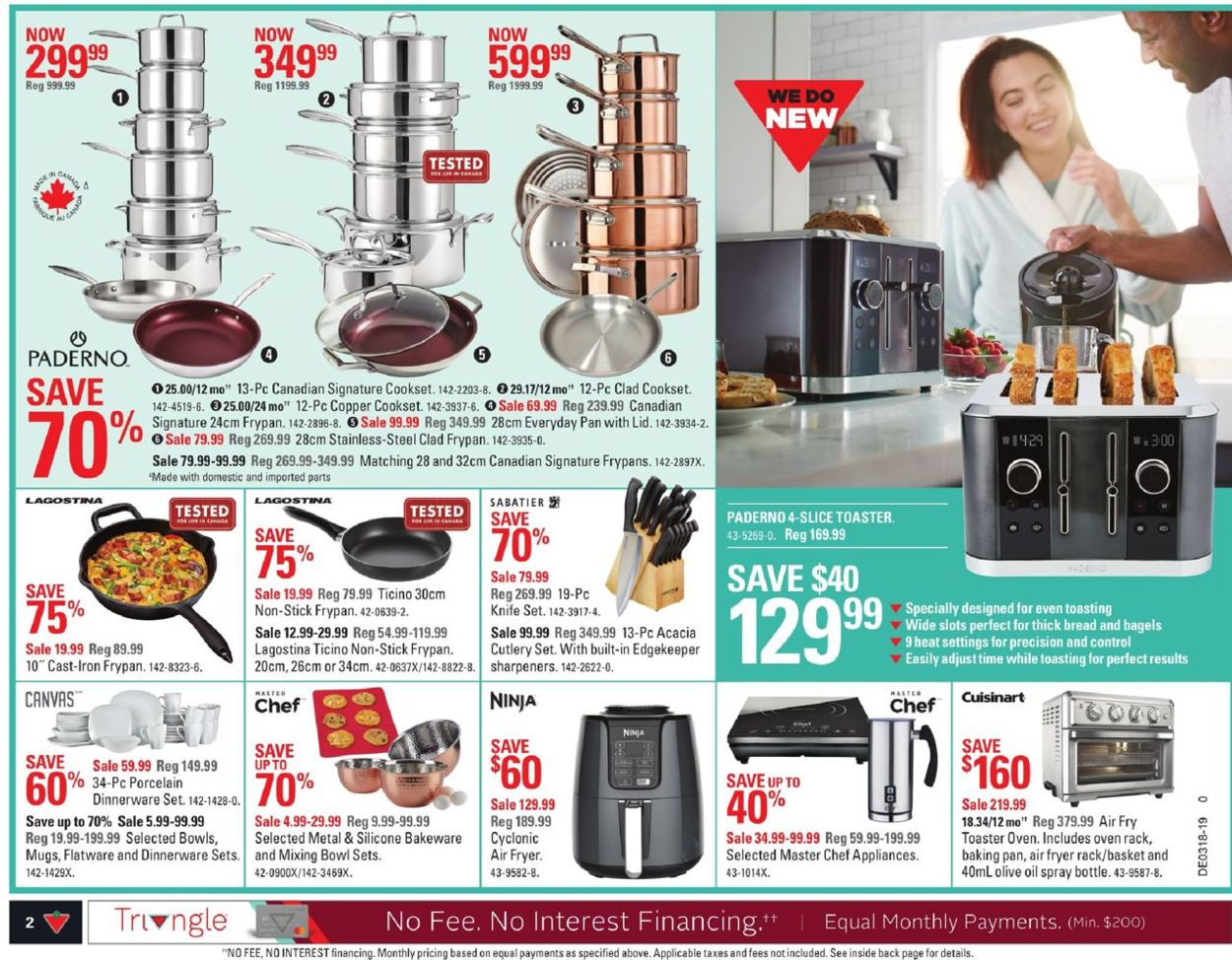Canadian Tire Flyer - 04/26-05/02/2019 (Page 4)