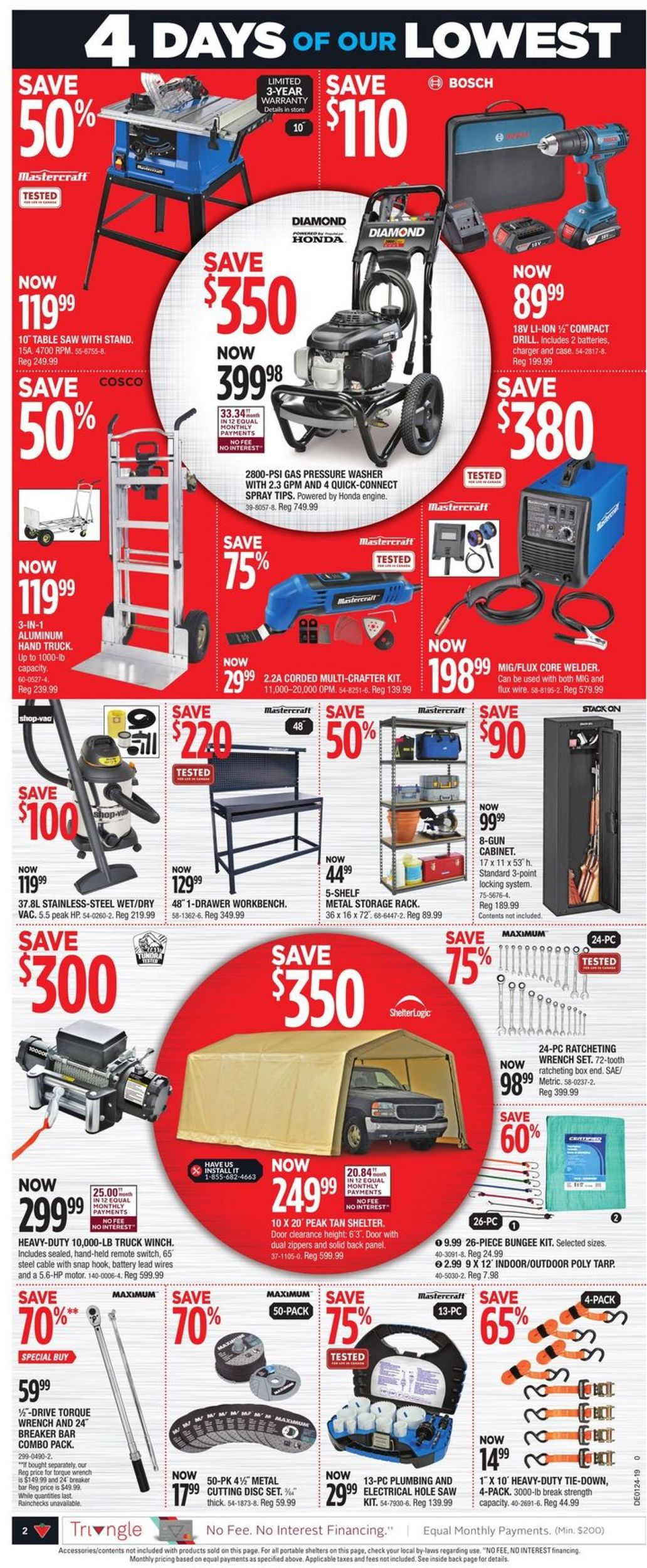 Canadian Tire Flyer - 06/06-06/09/2019 (Page 2)