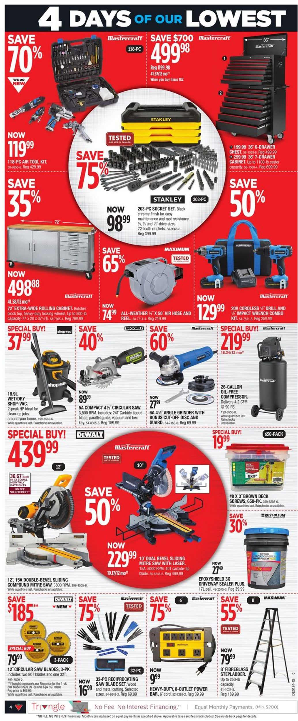 Canadian Tire Flyer - 06/06-06/09/2019 (Page 4)
