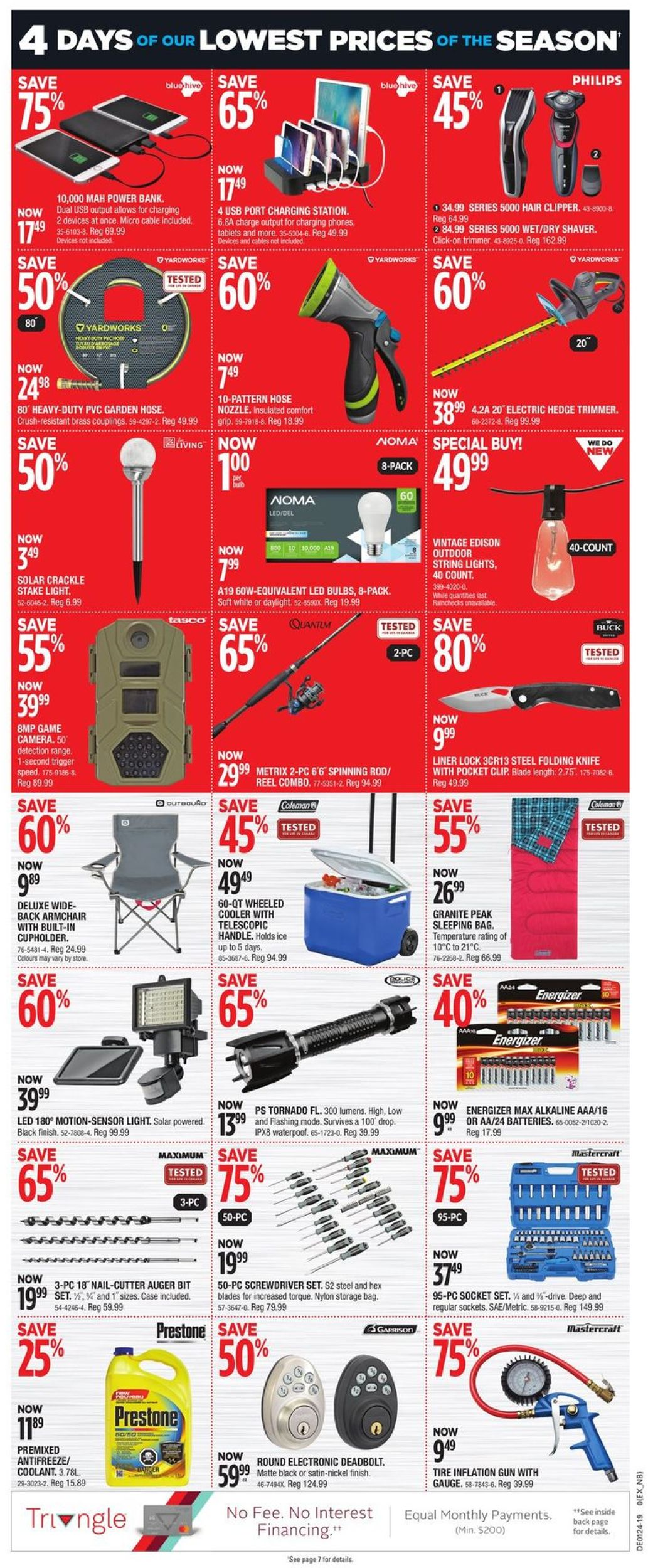 Canadian Tire Flyer - 06/06-06/09/2019 (Page 8)