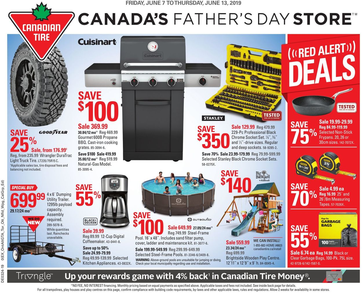 Canadian Tire Flyer - 06/07-06/13/2019