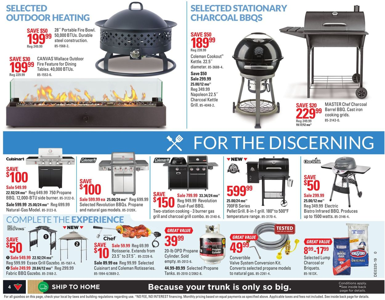 Canadian Tire Flyer - 06/14-06/20/2019 (Page 4)
