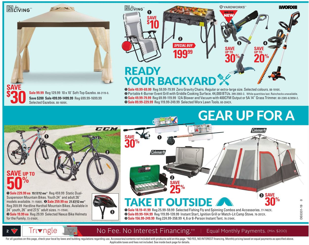 Canadian Tire Flyer - 07/26-08/01/2019 (Page 2)