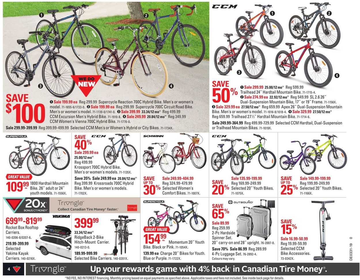 Canadian Tire Flyer - 07/26-08/01/2019 (Page 4)