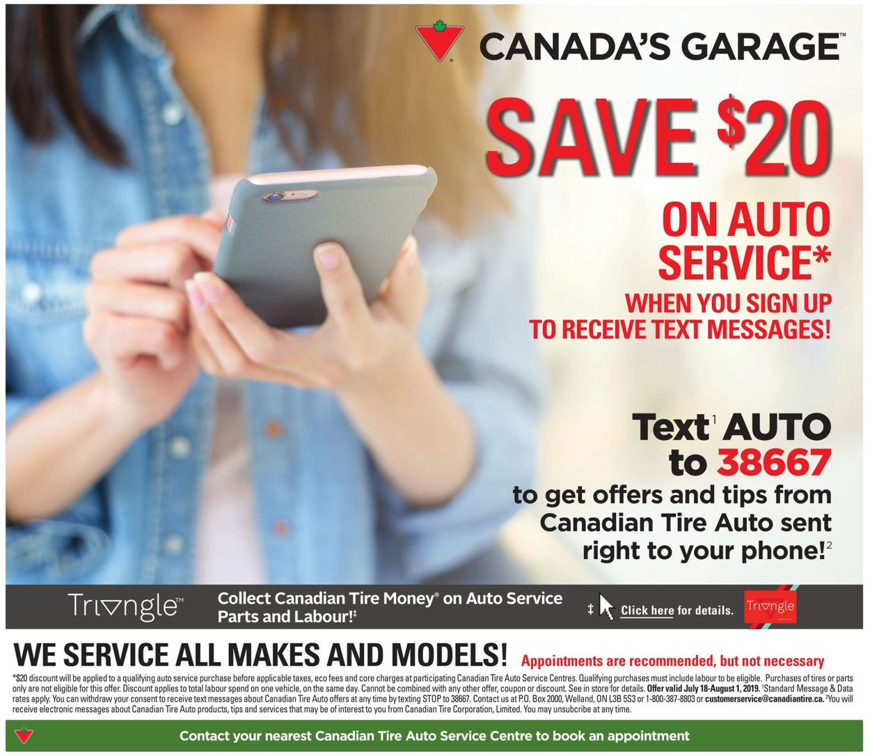 Canadian Tire Flyer - 07/26-08/01/2019 (Page 39)