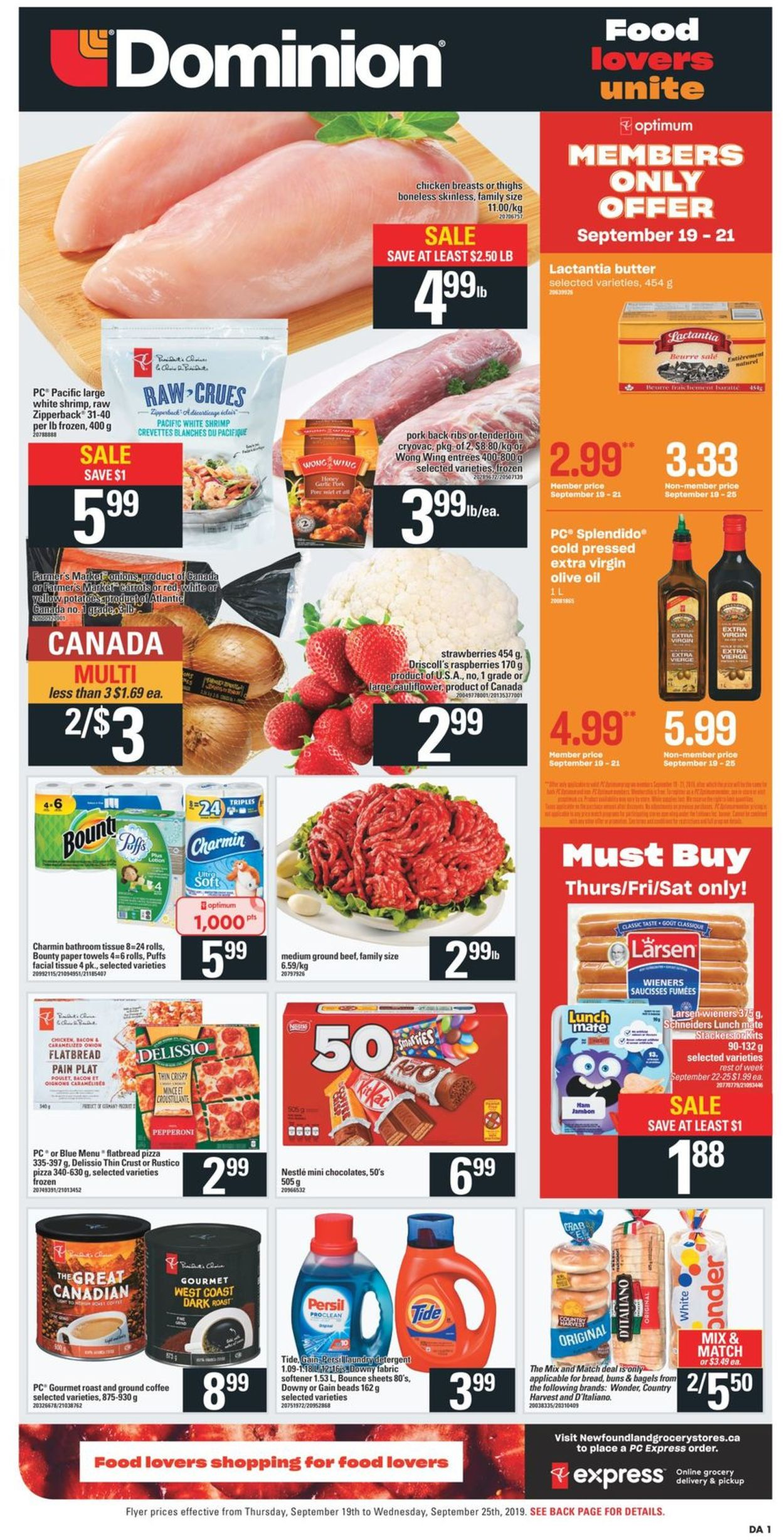 Dominion Flyer - 09/19-09/25/2019