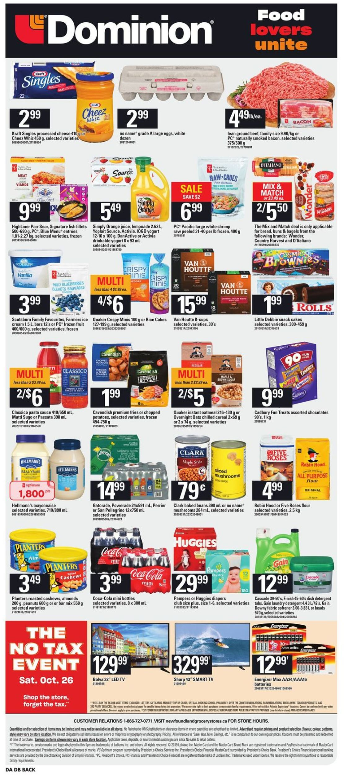 Dominion Flyer - 10/24-10/30/2019 (Page 15)