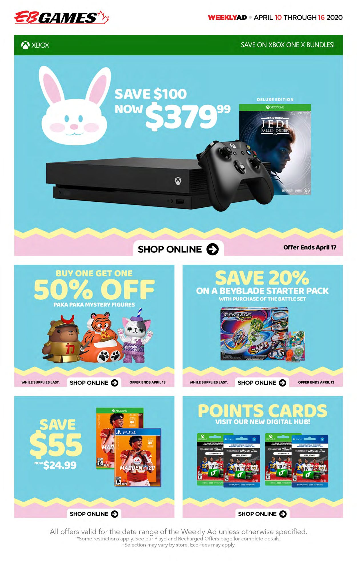 EB Games Flyer - 04/10-04/16/2020 (Page 2)