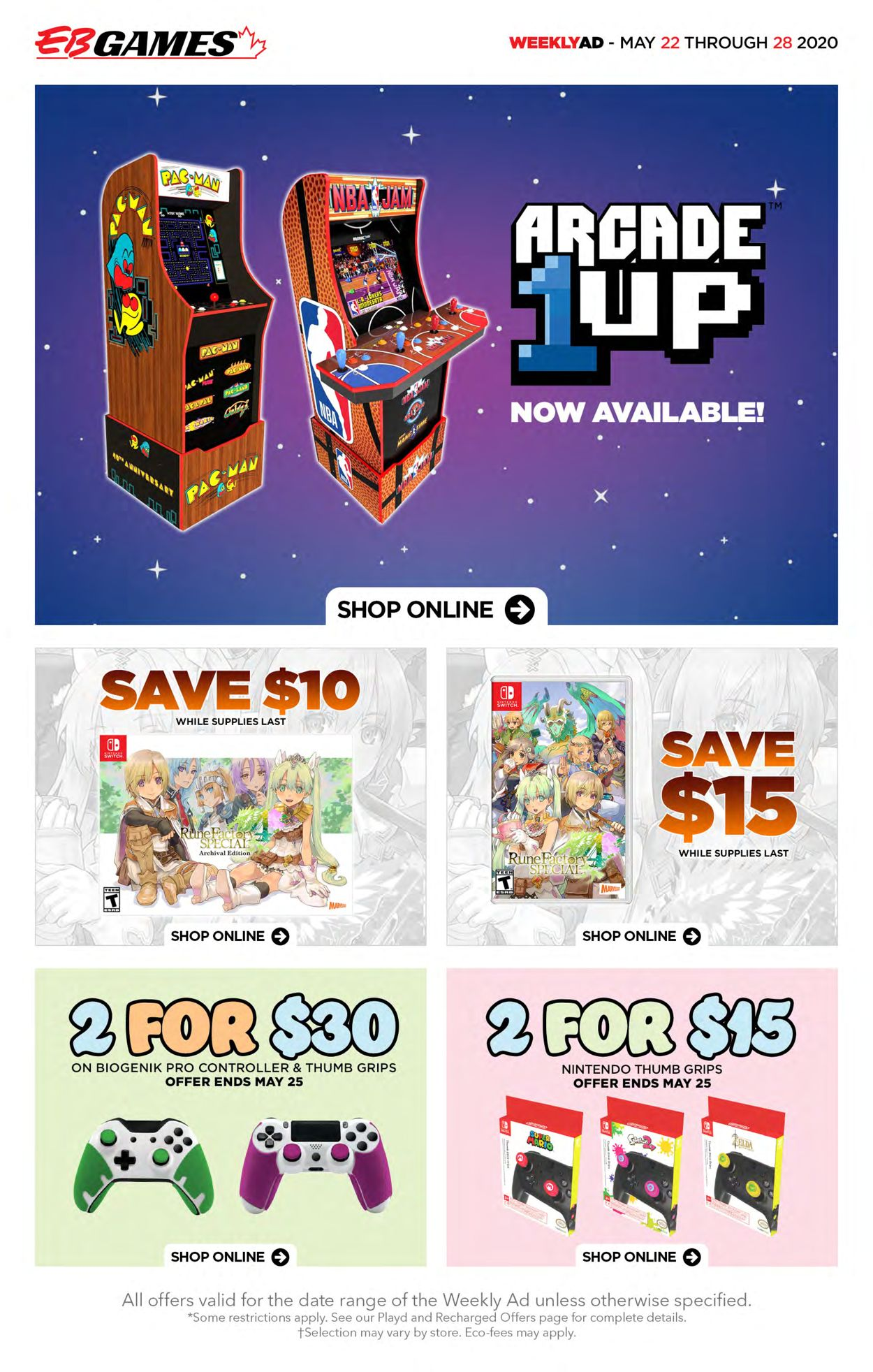 EB Games Flyer - 05/22-05/28/2020 (Page 2)