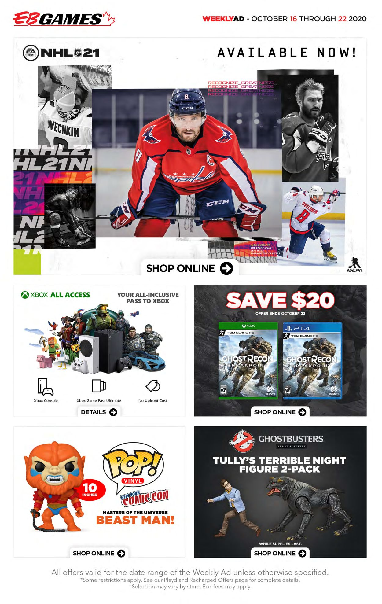 EB Games Flyer - 10/16-10/22/2020 (Page 2)