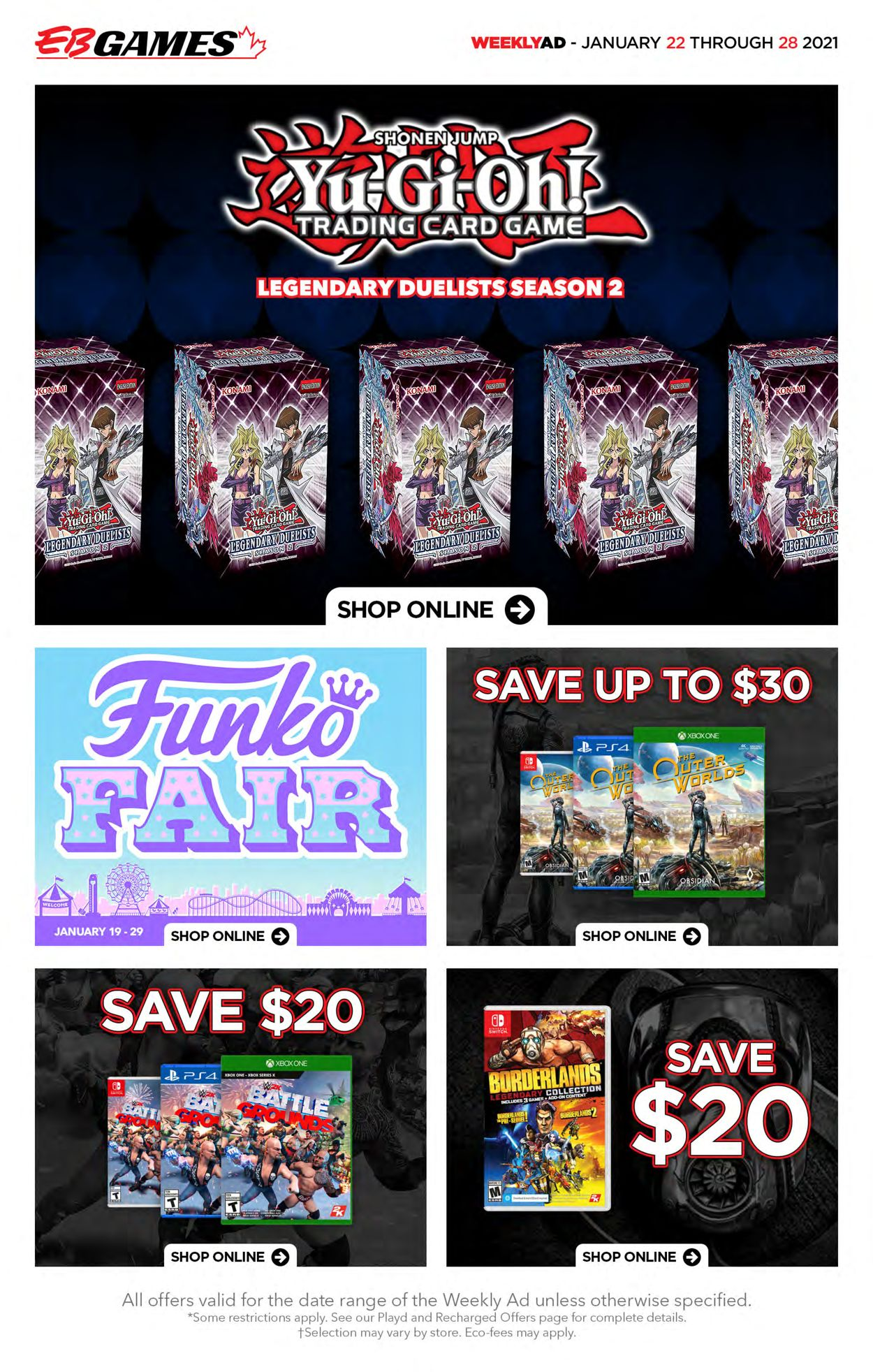 EB Games Flyer - 01/22-01/28/2021 (Page 2)