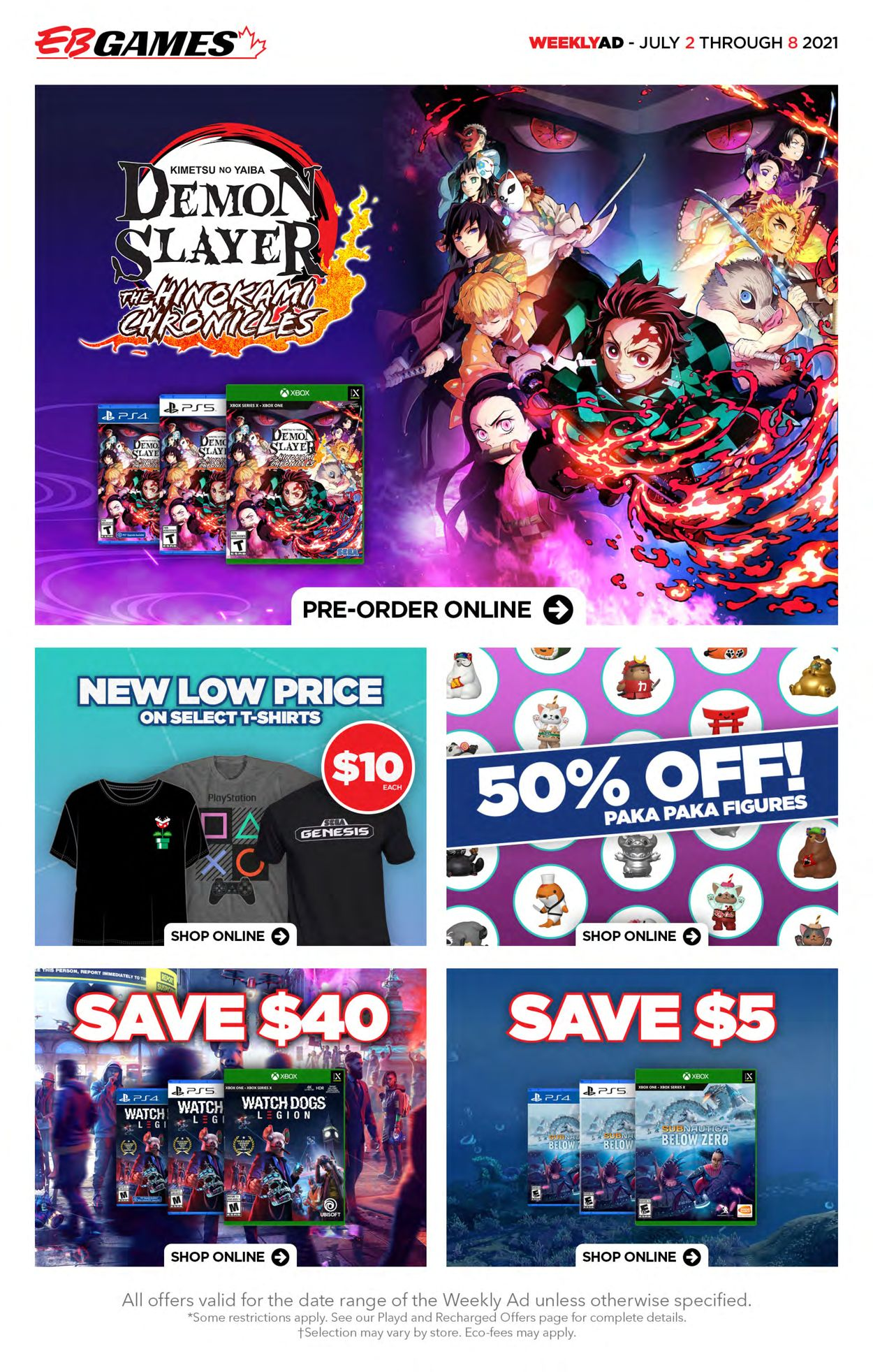 EB Games Flyer - 07/02-07/08/2021 (Page 2)